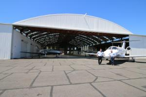 Hangar 5 in 2016